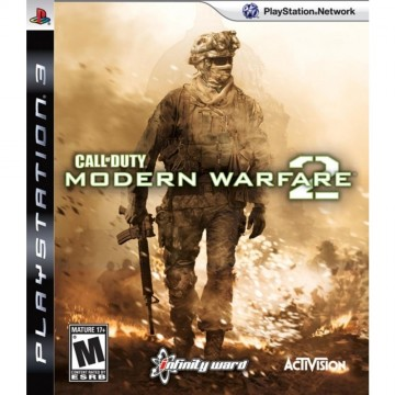 Call of Duty Modern Warfare 2 (Jauna)